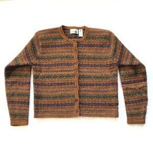Paul Harris Design 100% Shetland Wool Sweater